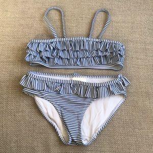 H&M Girls 2 Pieces Swimwear Size 4-6y